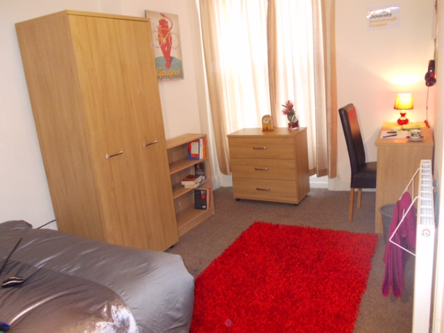 Room 4 | Student Accommodation